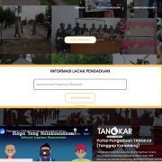 Aplikasi Tanggap Karawang (TANGKAR) Diskominfo Kabupaten Karawang